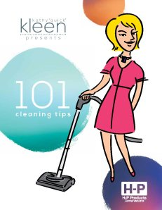 101 Cleaning Tips EBook_Page_01