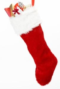 stocking stuff